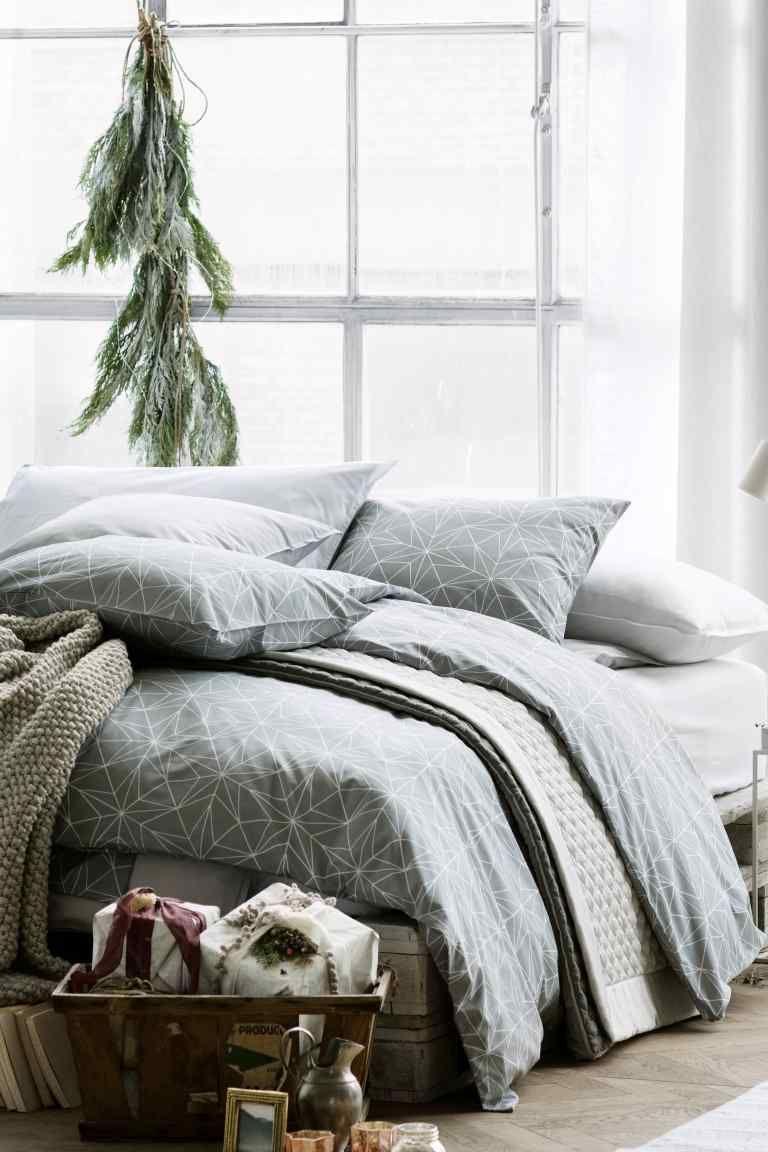 25 melhores ideias sobre housse de couette grise no for Housse de couette dorma