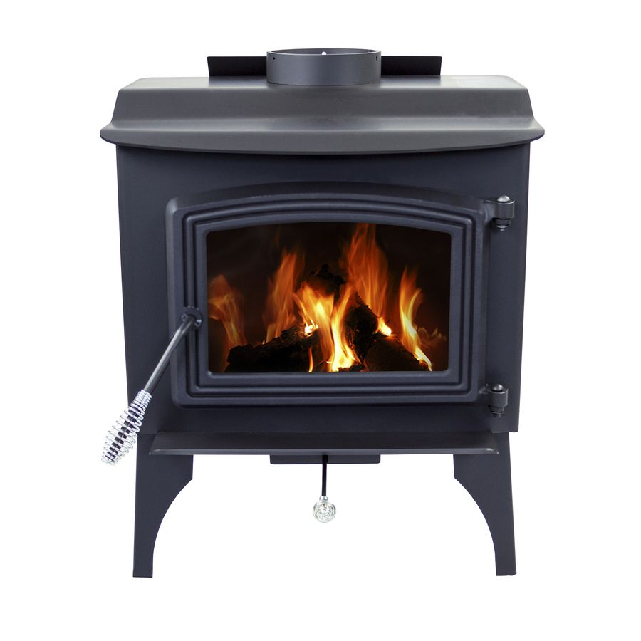 Pleasant heath 1200 square feet wood burning stove