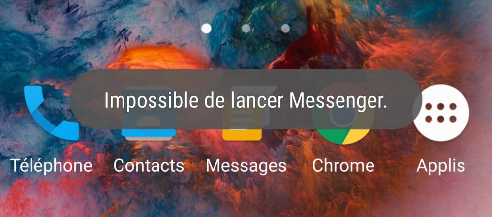 """Astuce : Comment éviter le message """"Impossible de lancer Messenger"""" avec Google et Facebook Messenger ? - http://www.frandroid.com/comment-faire/tutoriaux/355367_astuce-eviter-message-impossible-de-lancer-messenger-google-facebook-messenger  #ApplicationsAndroid, #TrucsetAstuces, #Tutoriaux"""
