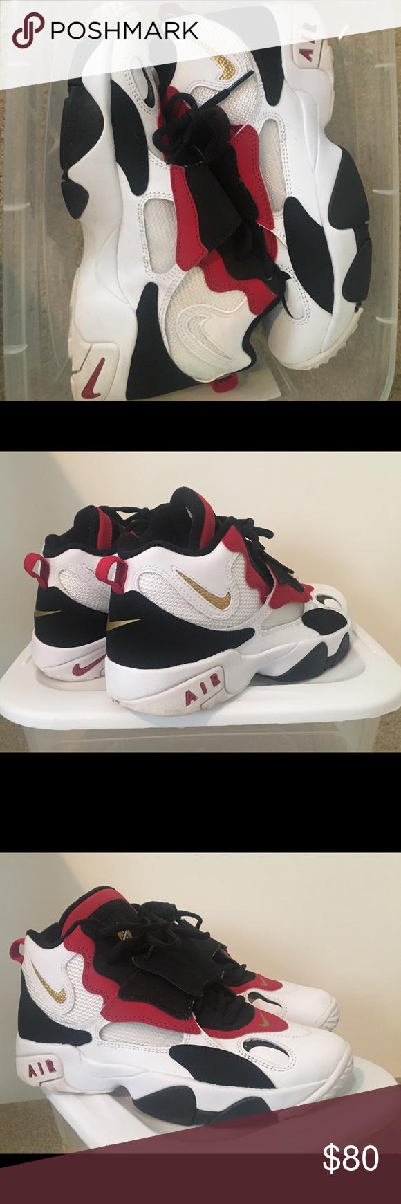 new styles 2bade c44c5 Nike Air Speed Turf Deion Sanders 49ers Edition Big Kids ...