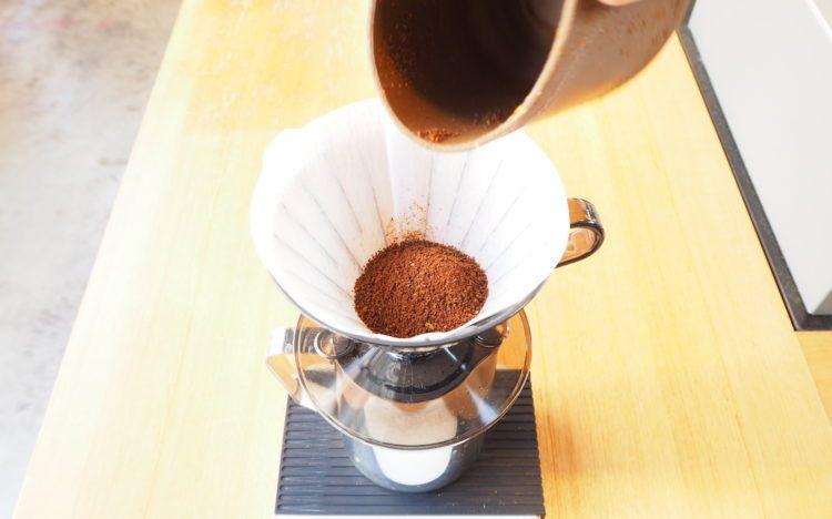 ハンドドリップ式コーヒー おいしい淹れ方 道具 豆量 温度 コツを徹底解説 The Coffeeshop ザ コーヒーショップ コーヒー コーヒー 淹れ方 ドリップ