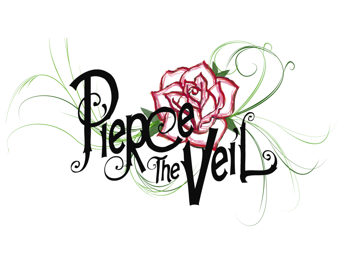 pierce the veil logo pierce the veil logo transparent