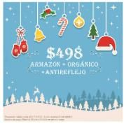 Armazón + Cristales Orgánicos + Antireflejo $ 498.0