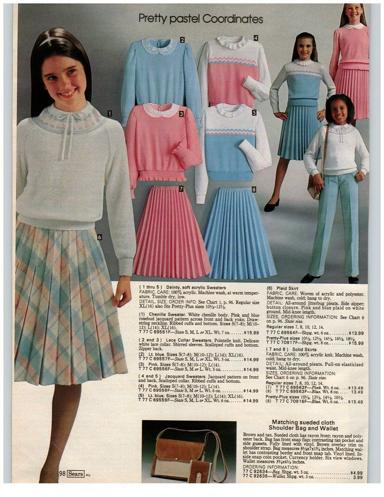 1981 Sears Wishbook Christmas Book