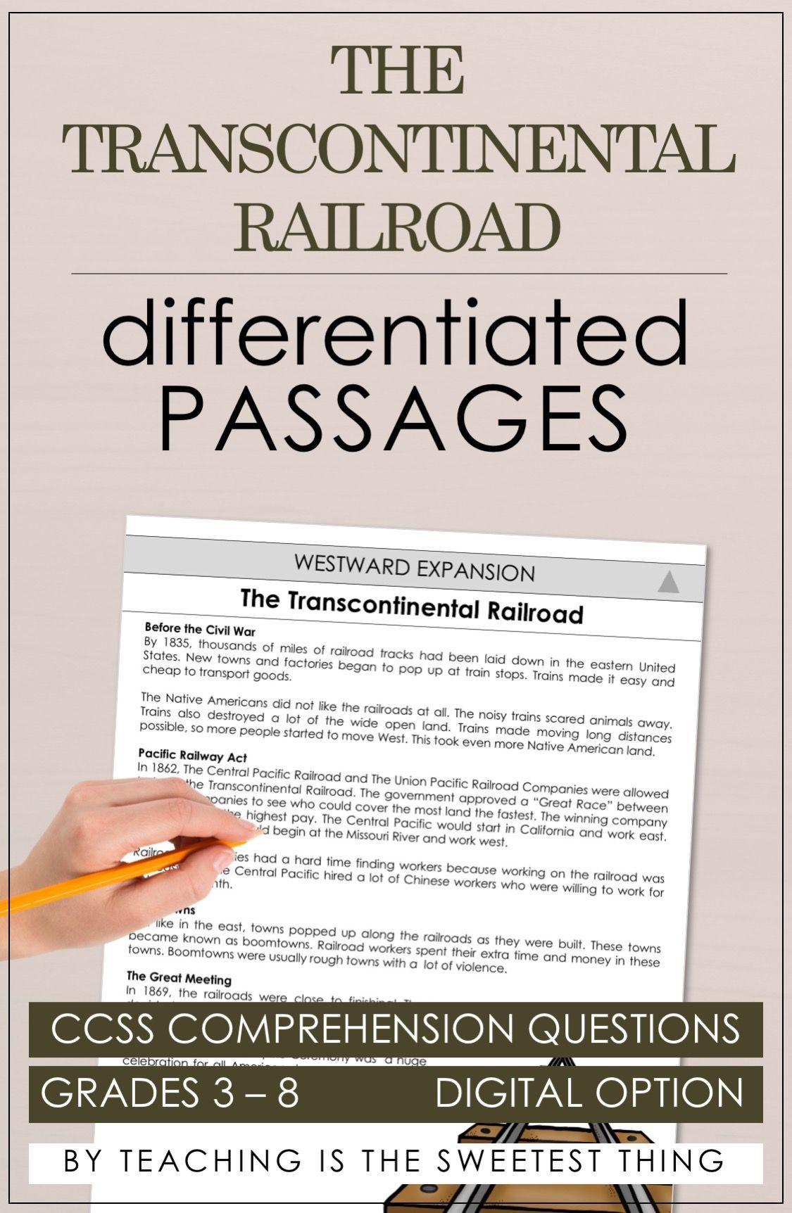 Westward Expansion Vol 1 Passages