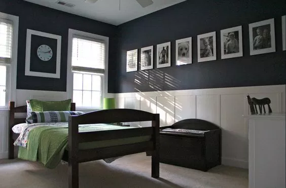 My Three Favorite Color Schemes for a Boy's Bedroom – Welsh Design Studio