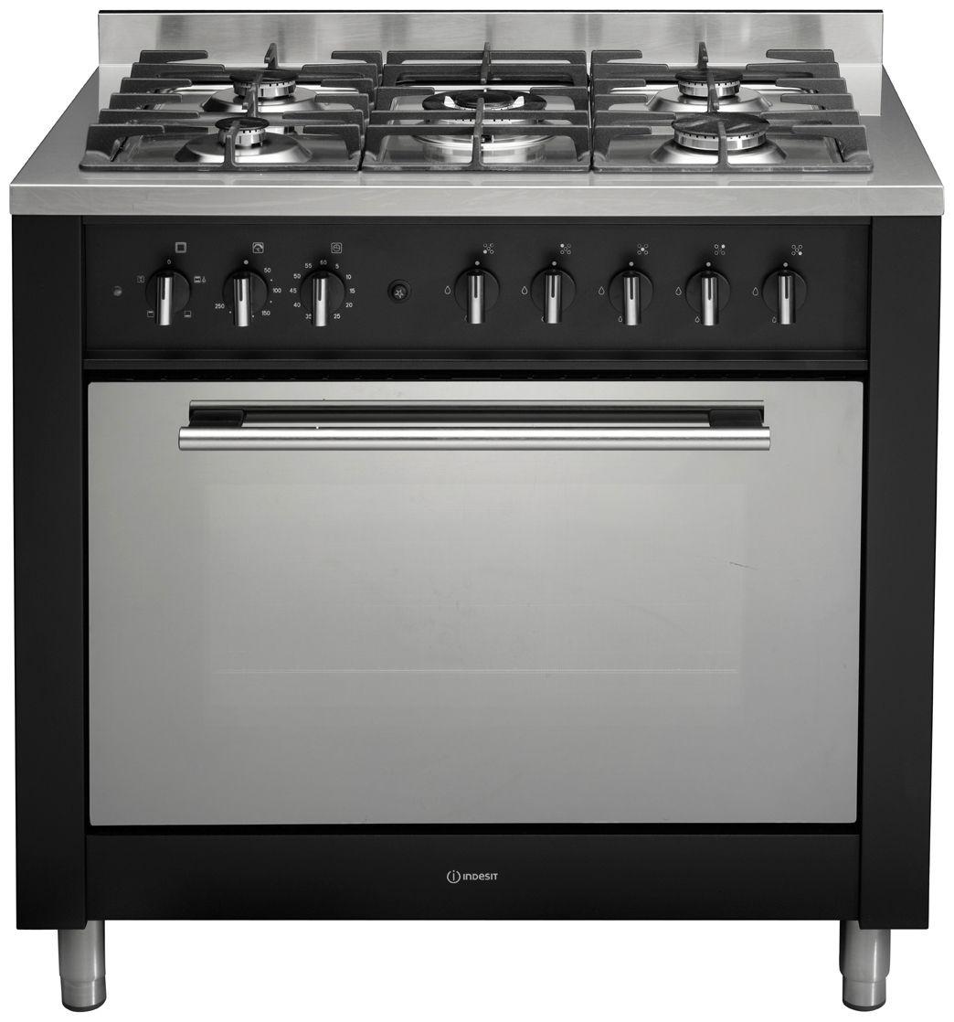Indesit KP9F11SXG range cooker   Kitchen   Pinterest   Range ...