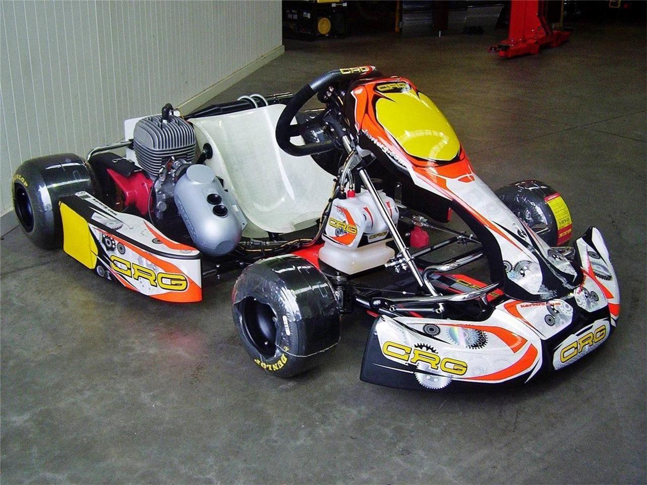 Yamaha Racing Go Karts For Sale