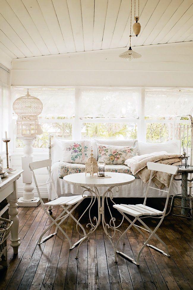 zsazsa bellagio white country cottage wei blanc white pinterest innenarchitektur. Black Bedroom Furniture Sets. Home Design Ideas