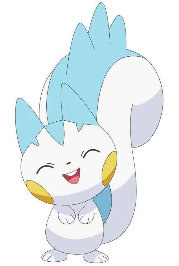 Pachirisu Pokemon Pikachu Raichu Cute Pokemon Pokémon