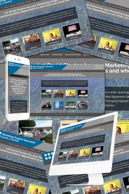 Web Design Portfolio Portfolio Web Design Marketing Support Web Design