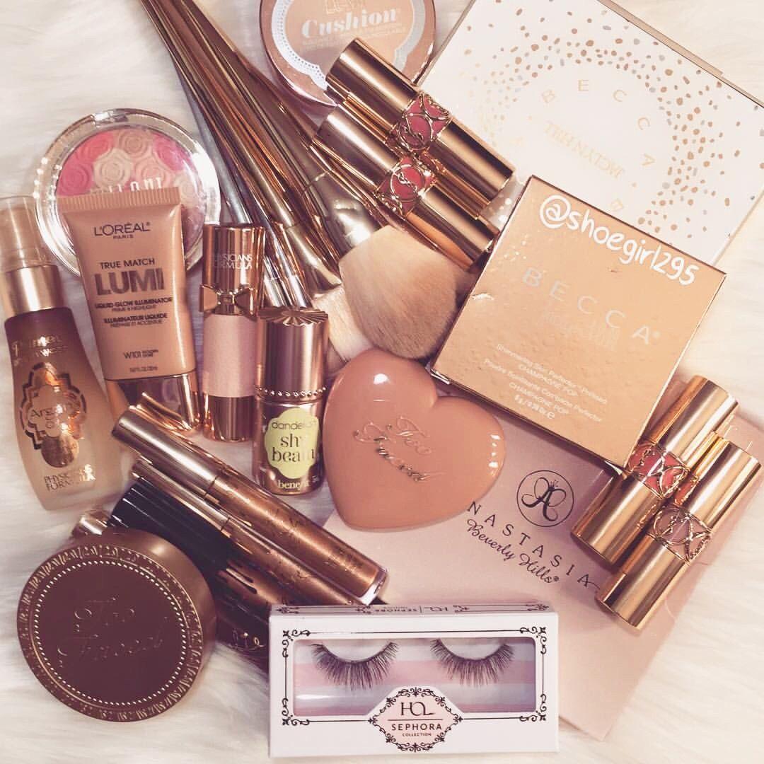 Pin by ᏚᎻᎾᏚᎻᎾ ᏚᎻᏆNᎬ on ᏴᎬᎪᏌᎢY Makeup cosmetics, Makeup