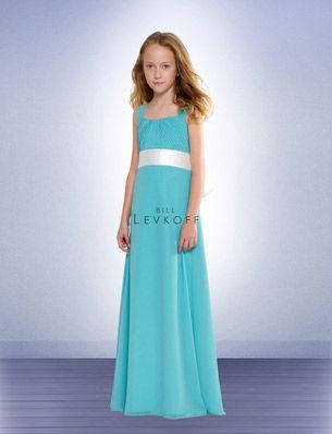 1b6496312 Junior Bridesmaid dress of style 52102 - Flower Girl And Junior Bridesmaids  by Bill Levkoff