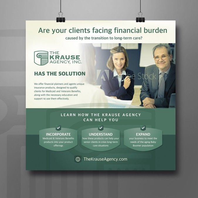 Design An Eye Catching Professional Banner For Insurance