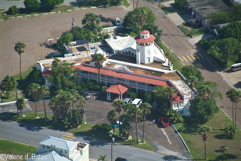 The Yacht Club Built In 1926 Was A Private That Featured Lavish Parties And Drinking Tower Used As Lookout So