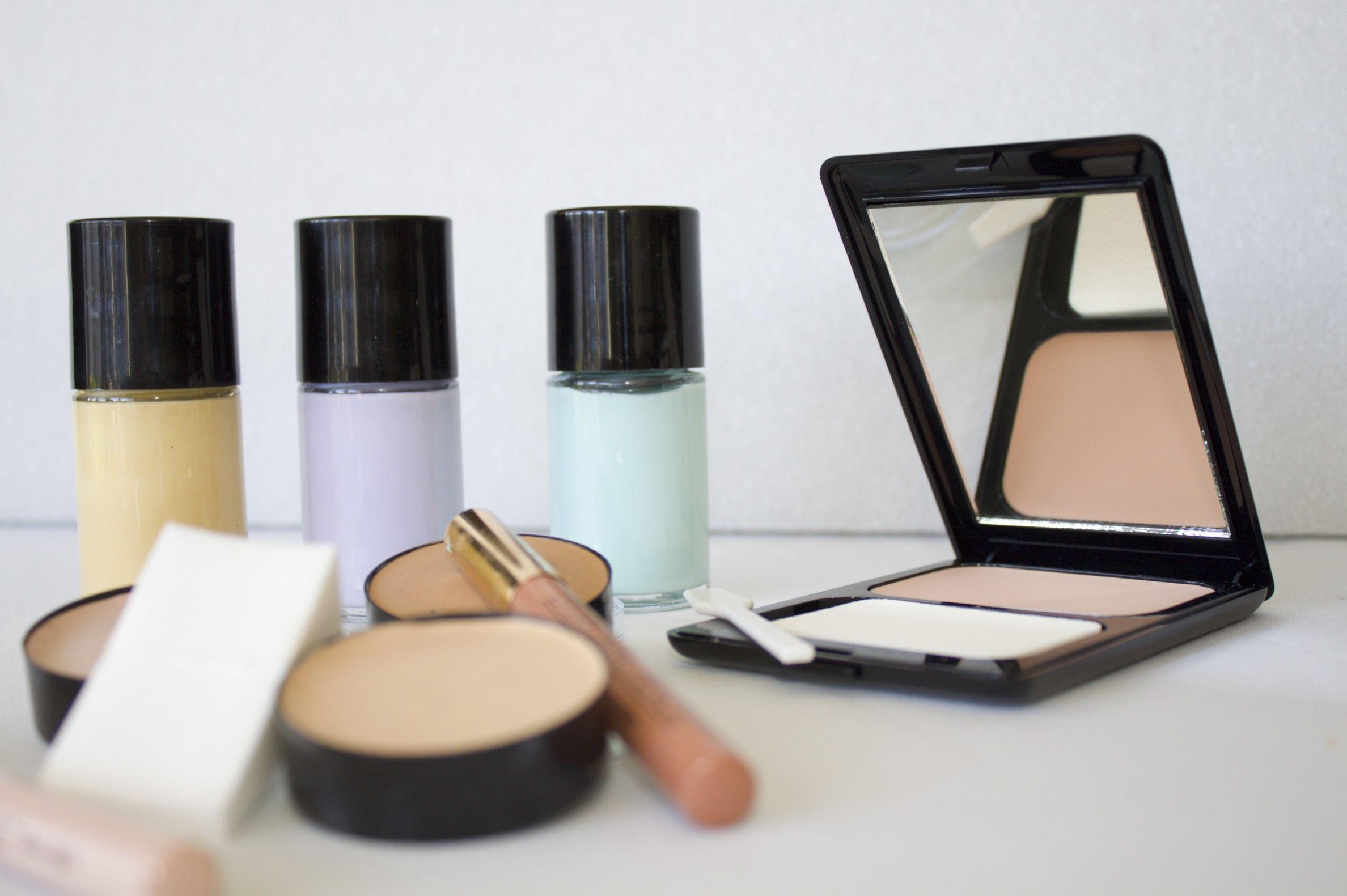 Judith August Cosmetics...corrective cosmetics