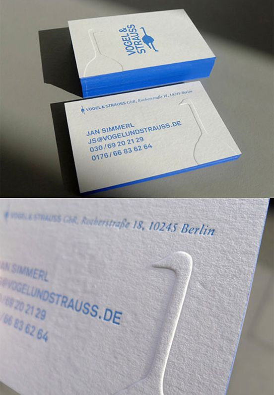 25 Business cards for your inspiration - HeyDesign Magazine ...