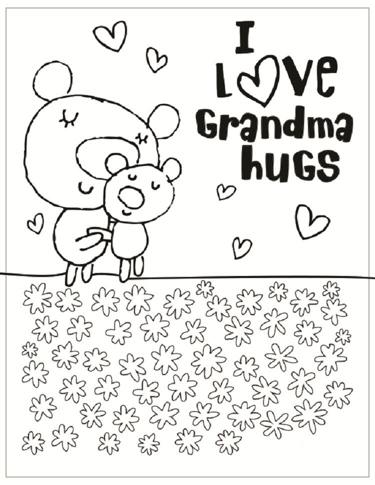 Mother S Day Coloring Pages For Grandma Mothers Day Coloring Pages Mother S Day Colors Mothers Day Coloring Sheets