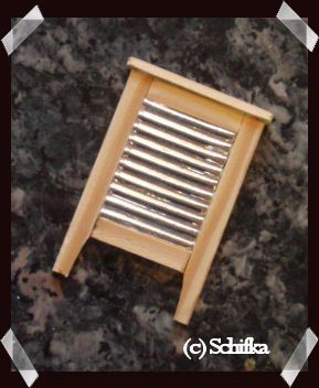 TUTORIAL - washboard