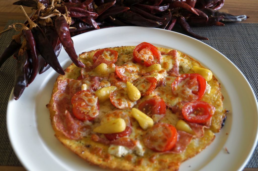 #omlette #pizza #lowcarb