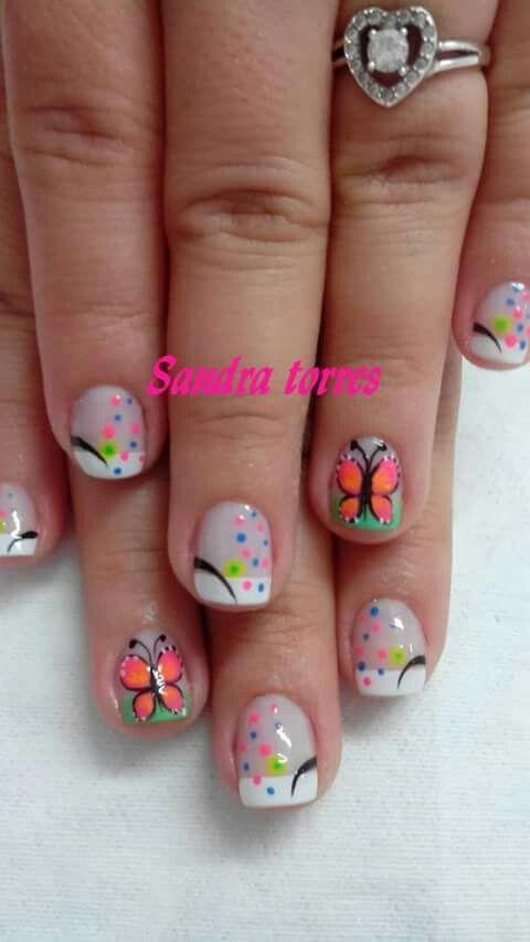 Viviana | Mis uñitas | Pinterest | Diseños de uñas, Arte de uñas y ...