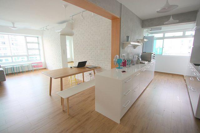Renovation Scandinavian Scent Renotalk Com Minimalism Interior Home Renovation Home Deco