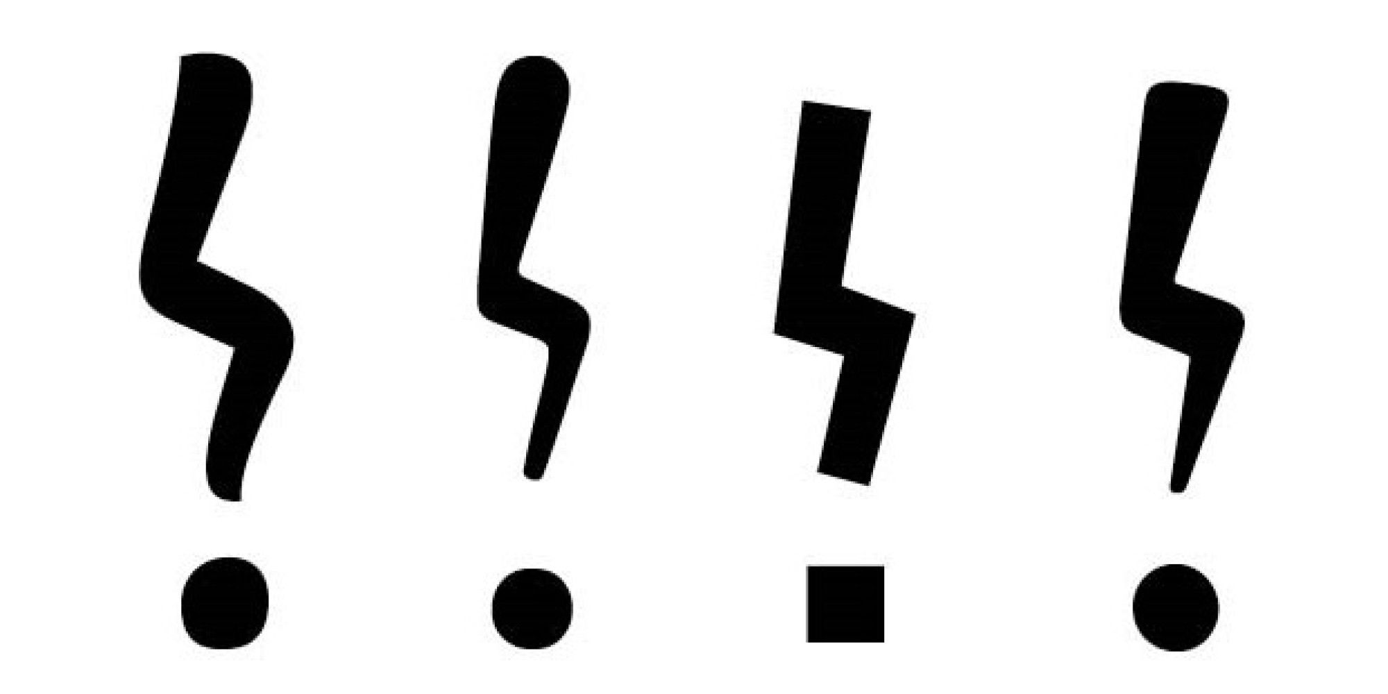 8 Punctuation Marks That Are Now Extinct