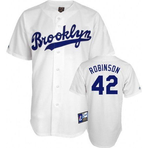 wholesale dealer 459e4 f17a6 Pin by karolina Ucles on GO BLUE | Jackie robinson, Dodgers ...