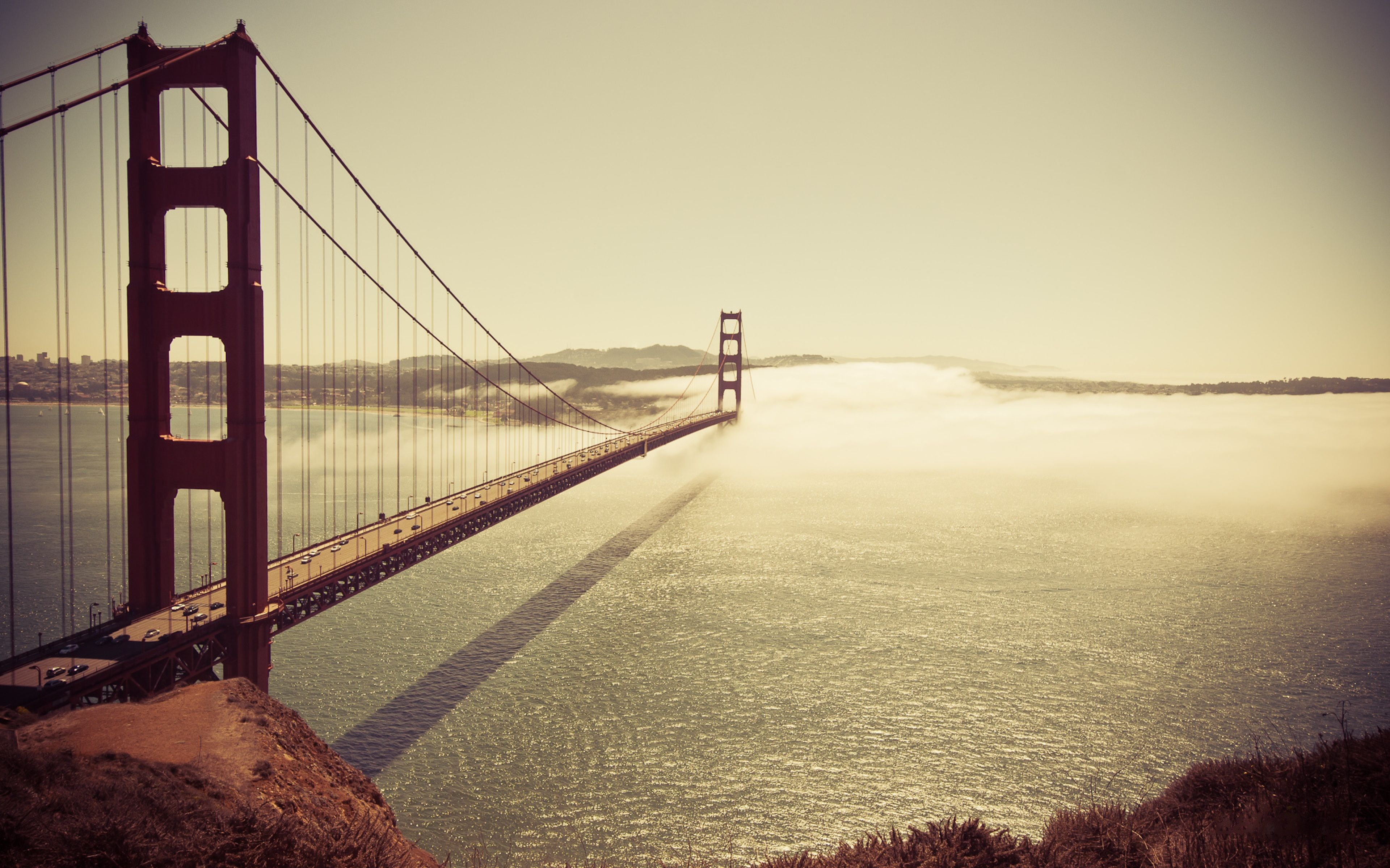 San Francisco 4k Wallpaper Golden Gate Bridge Golden Gate San Francisco Golden Gate Bridge