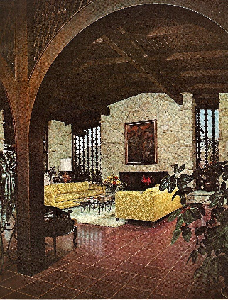 I Need This Scottsdale Az Home In 2020 Vintage Interior Decor Vintage Interior Design Retro Interior Design