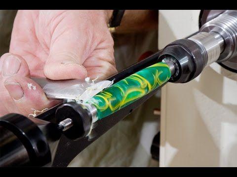 Axminster Pen Kits - The Principles of Turning - YouTube - exquisite handgemachte rattan mobel