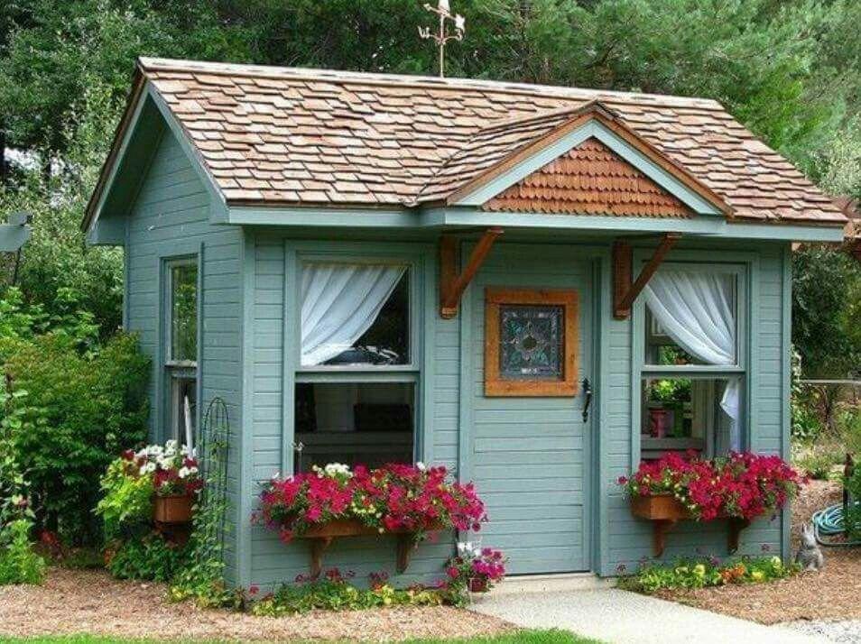 для душа хорошенький деревянный домик фото были фигурки