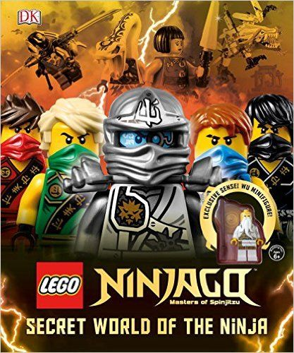 Lego Ninjago Secret World Of The Ninja Lego Ninjago