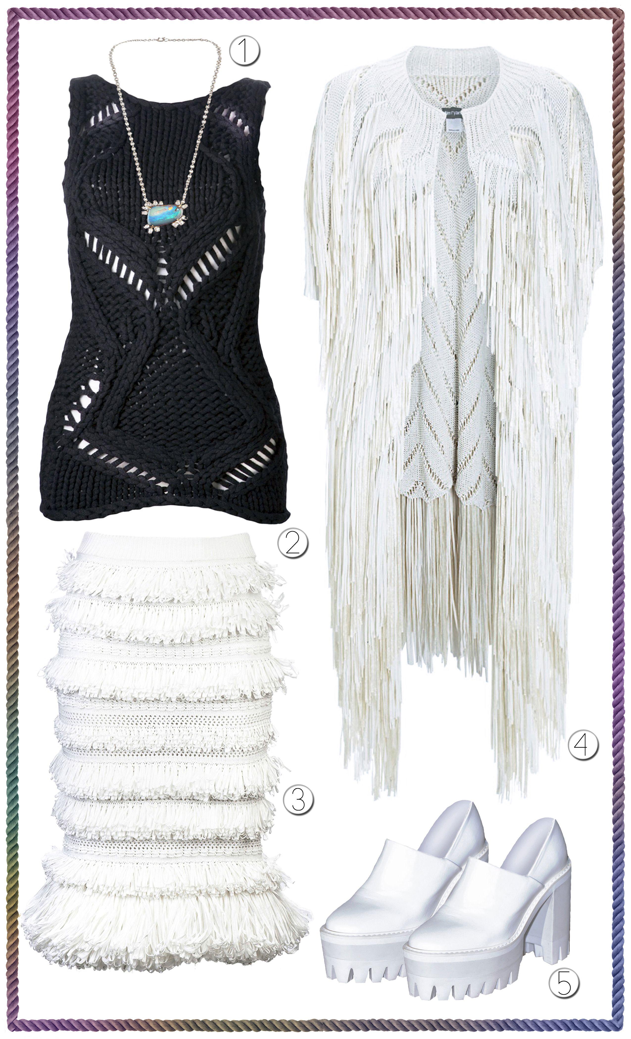 Trend Report Knitwear WILD Fashion