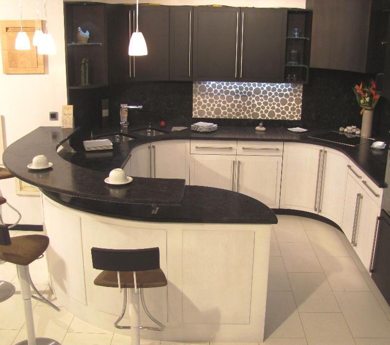 on vous prsente la table en marbre. darty meuble cuisine petite ... - Cuisine Avec Plan De Travail En Granit