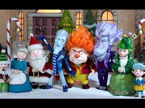 The Year Without a Santa Claus Full English HD, Cartoon Movies ...