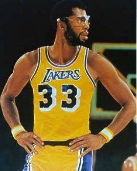 Kareem Abdul Jabbar Kareem Abdul Jabbar Basketball History Lakers Team