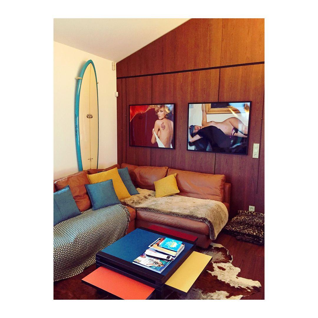 Installation De Supports Chez Luidji Et Gael Surf Levitationboardsupport Cotebasque Bidart Decoration Decointerieur En 2020 Deco Interieure Decoration Design