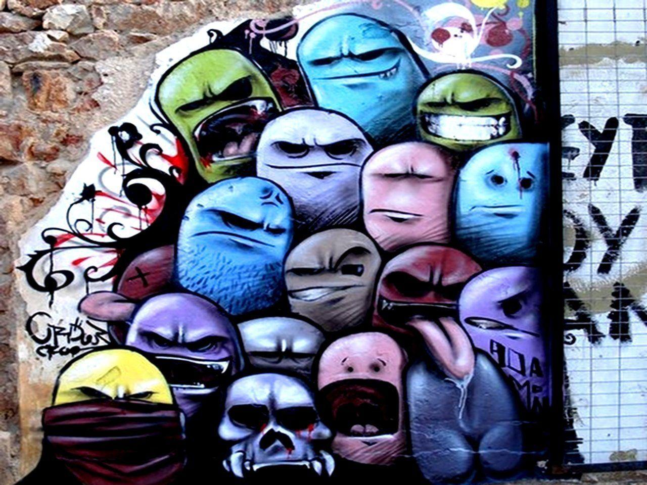 Graffiti Wallpapers  Download Free