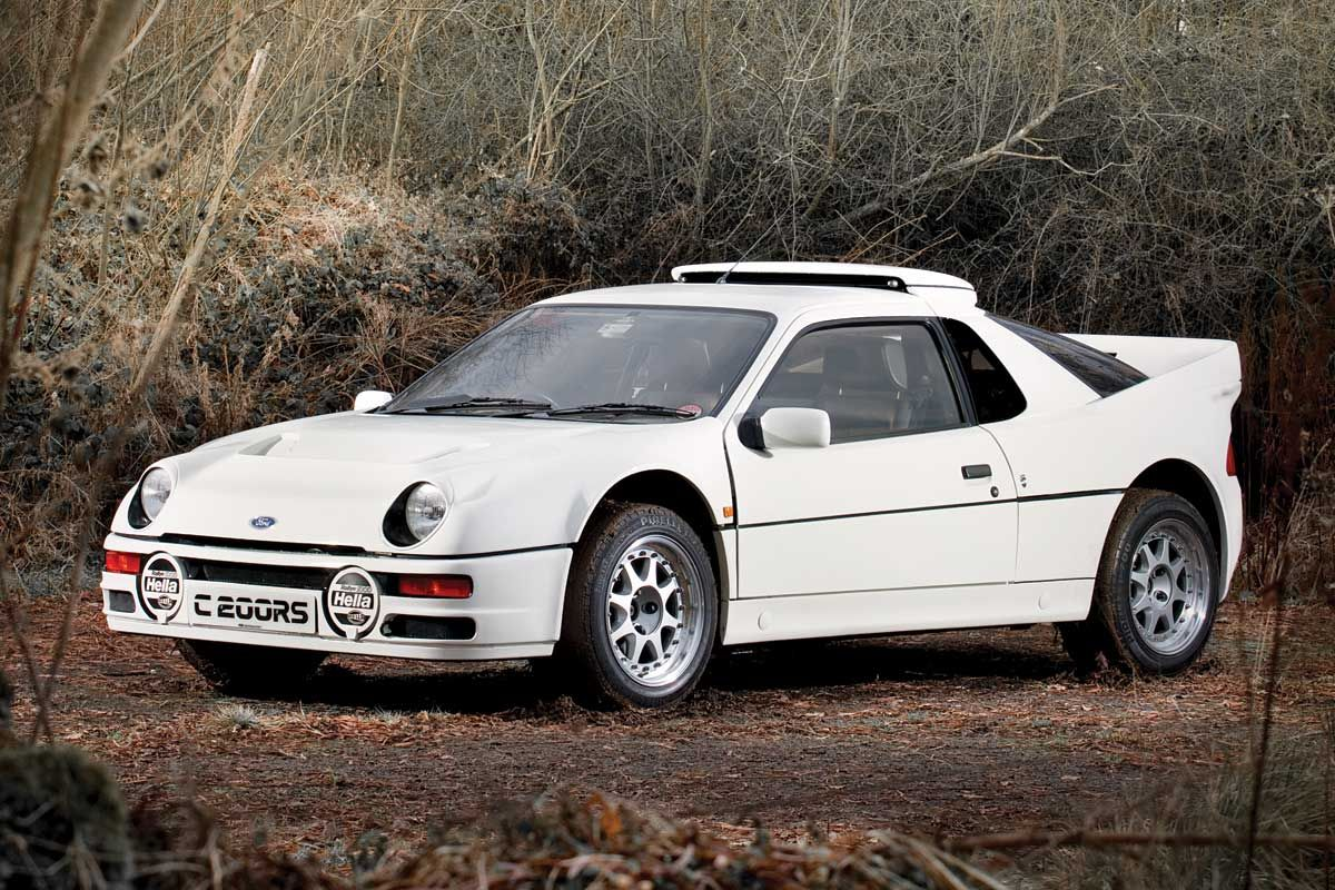 Ford Rs200 Best Group B Road Cars Top 10 Car Ford Peugeot