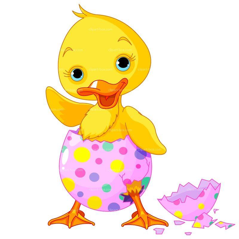 Cute Duck Clip Art | Cute Easter Duck Clip Art | Ducks ...