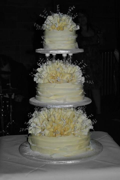 Slatterys Wedding Cake Things I Love Pinterest Wedding Cake