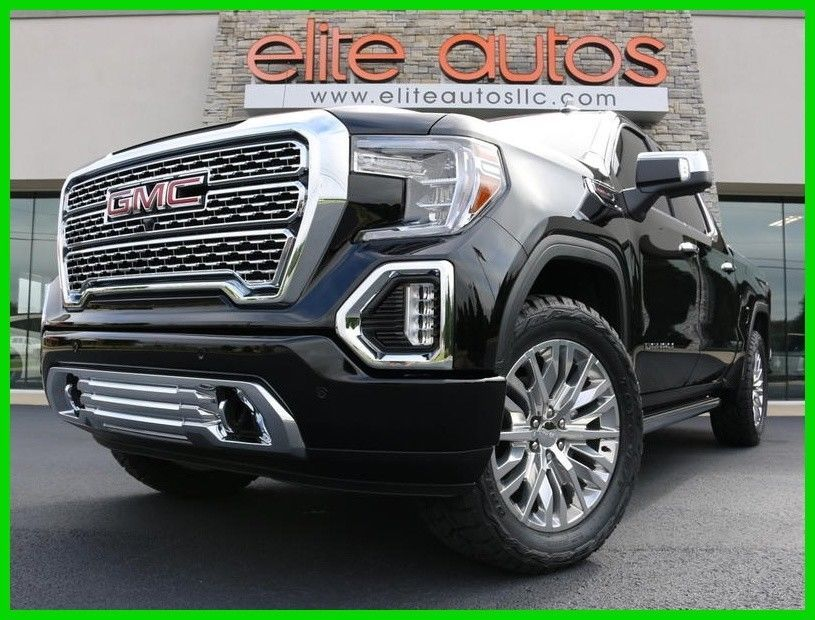 For Sale Gmc Sierra 1500 Denali 2019 Denali 1500 Ultimate Package