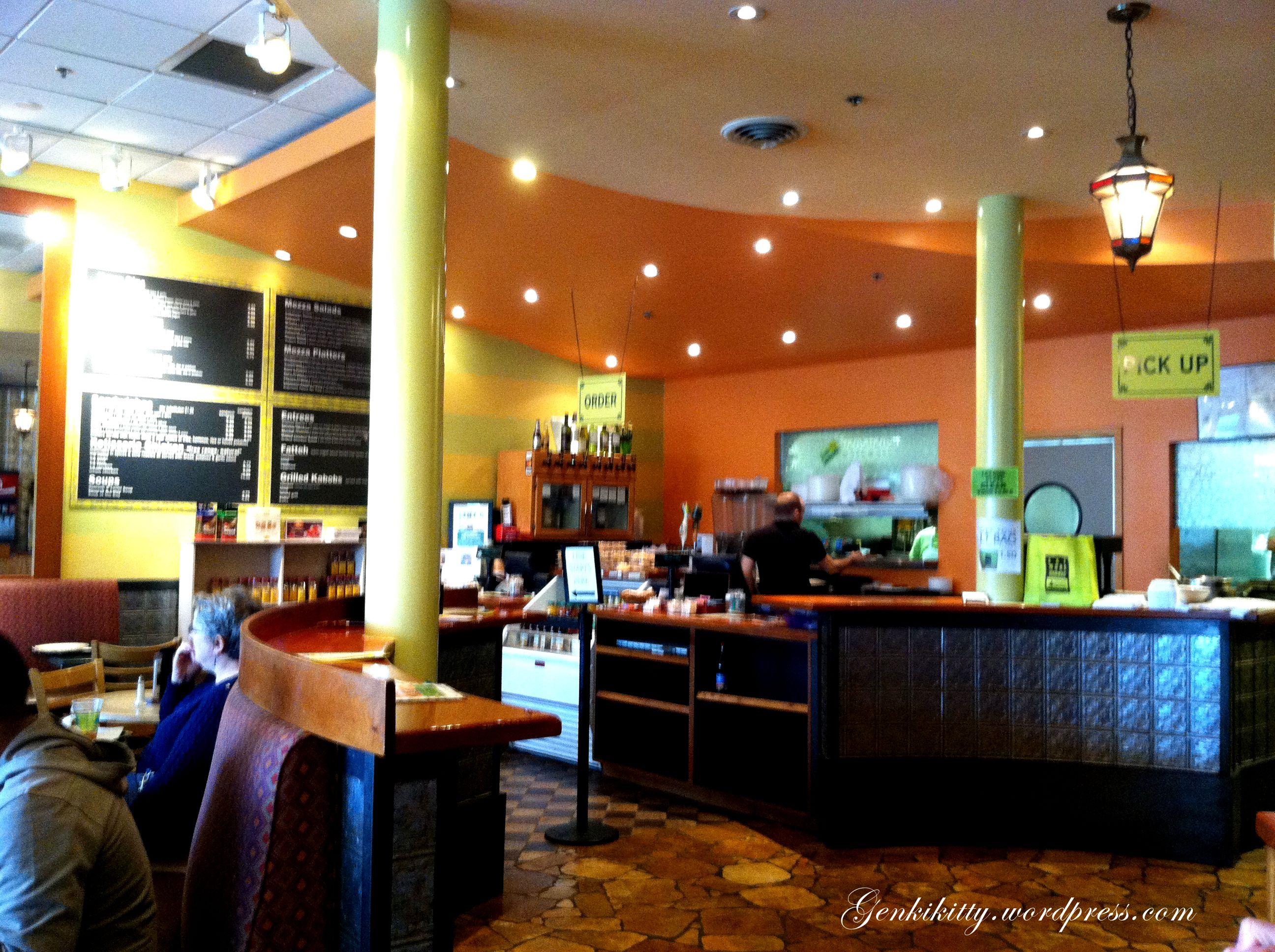 Lebanese Restaurant Near Bwi Airport In Baltimore Maryland