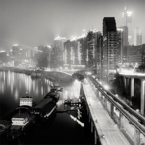 City of Fog by Martin Stavars
