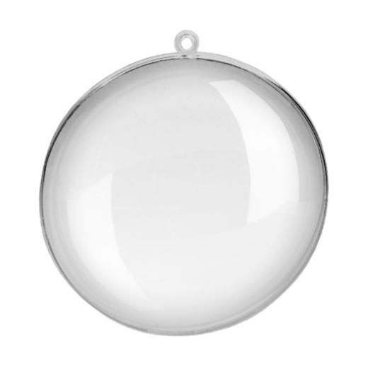 Knorr Prandell Clear Acrylic Fillable Medallion