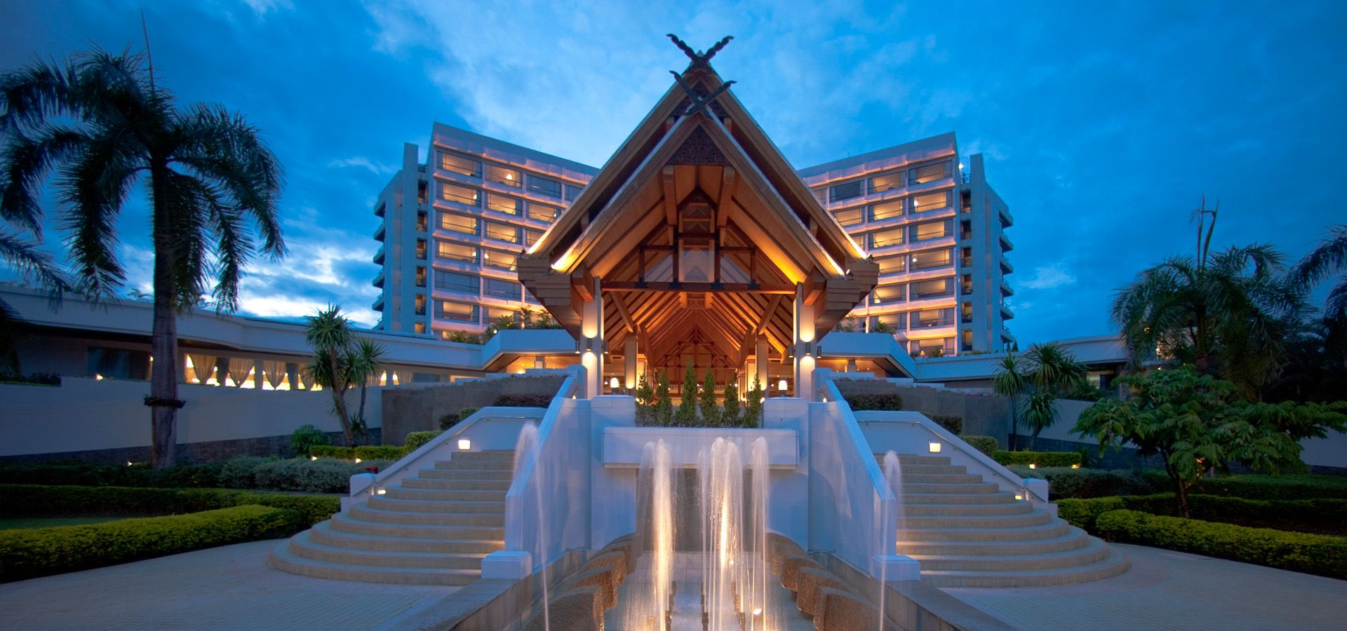 to Dusit Island Resort Chiang Rai hotel official