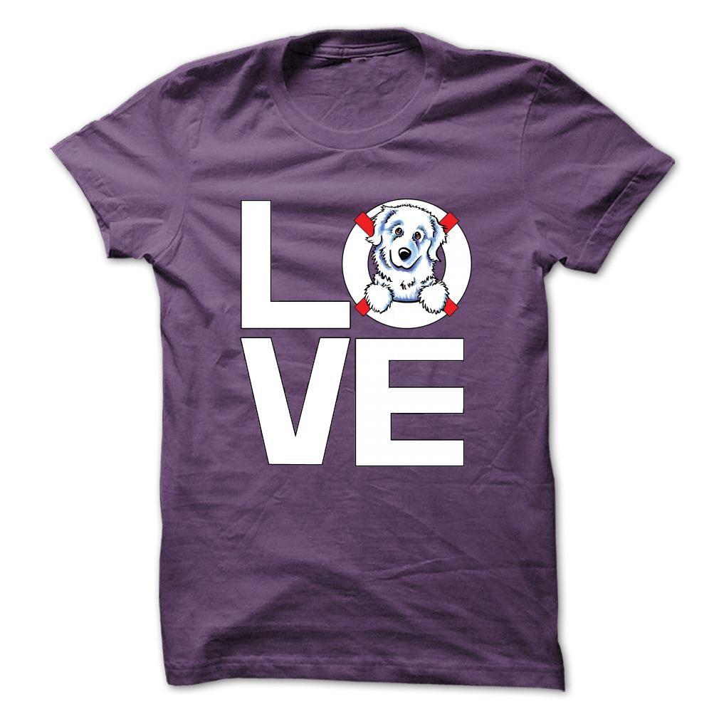 Love Great Pyrenee Shirt