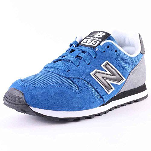 New Balance ML Wl574V1, Baskets Basses Homme, Bleu (Light Blue/White), 41.5 EU