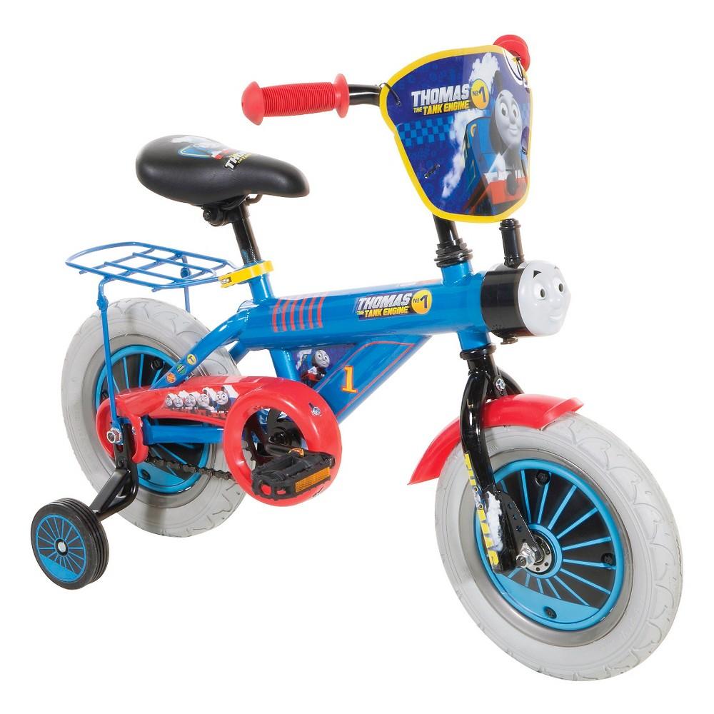 Thomas & Friends Thomas the Tank Engine 12 Kids\' Bike - Blue ...